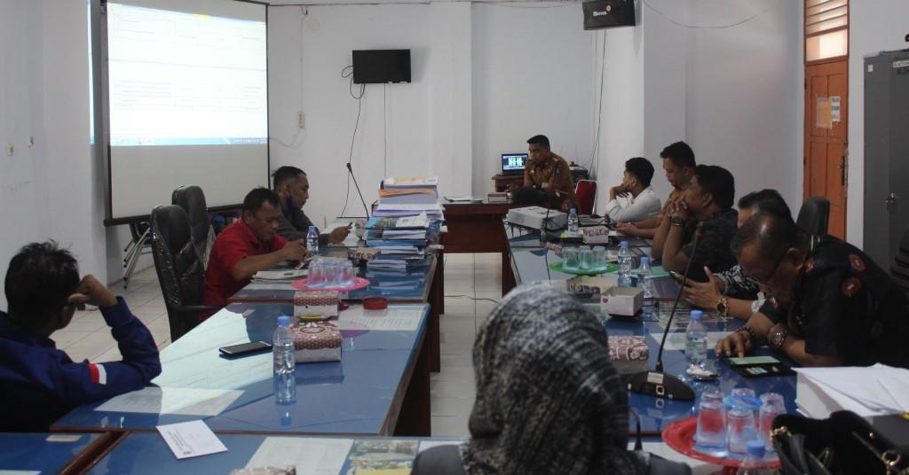 Rapat Kerja Bapemperda DPRD Kab. Bulukumba