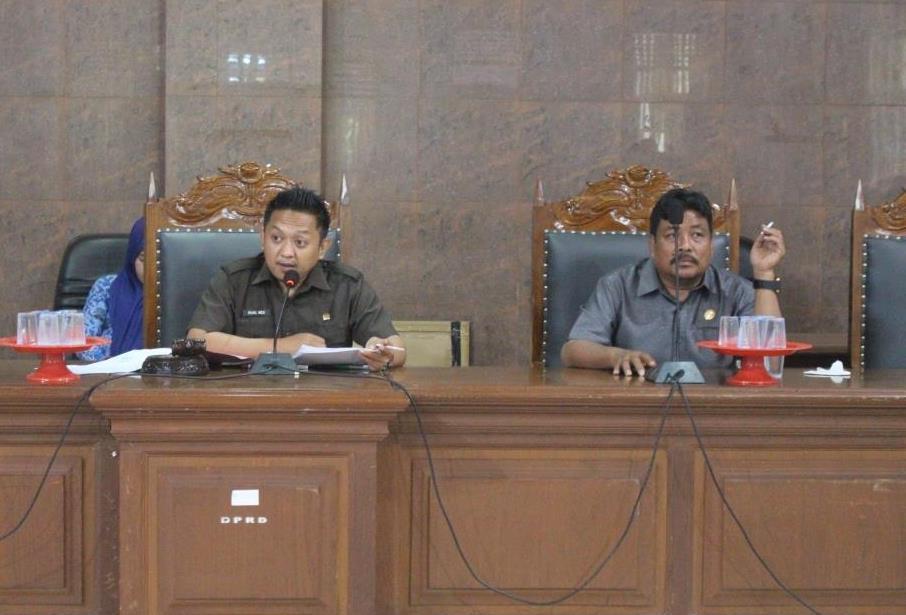 DPRD Bulukumba Laksanakan RDP lintas Komisi