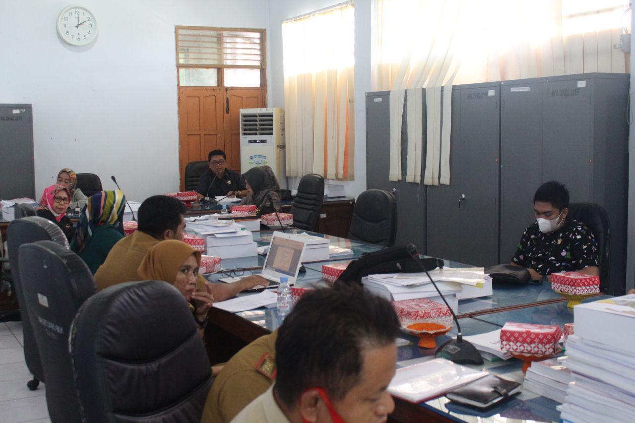 Finalisasi Ranperda Pansus Kerja Sama Desa