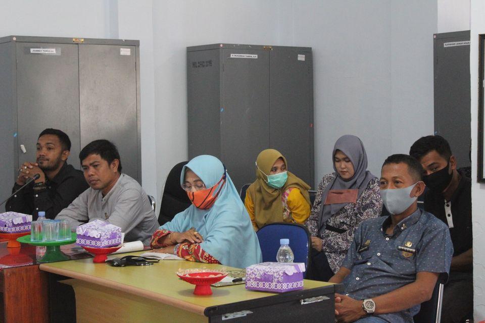RDP Komisi A DPRD Bulukumba bersama Kepala Desa ( Balibo & swatani )